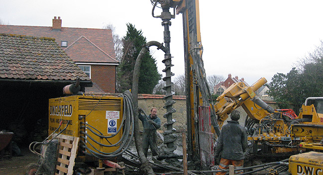 Dw Clayfield Construction Mini Piling Piling